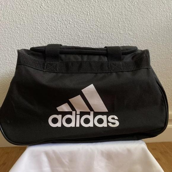 adidas Small Duffel Bag Gym Sport Shoulder Bag